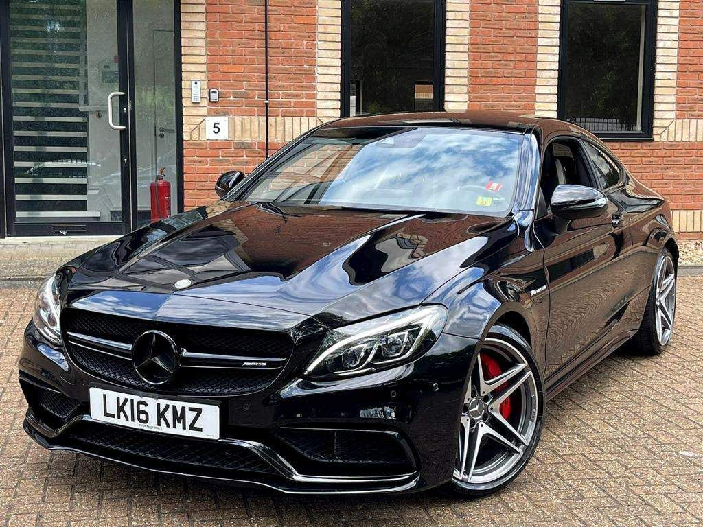 Mercedes-Benz C Class Unlisted 4.0 C63s AMG Coupe V8 BiTurbo