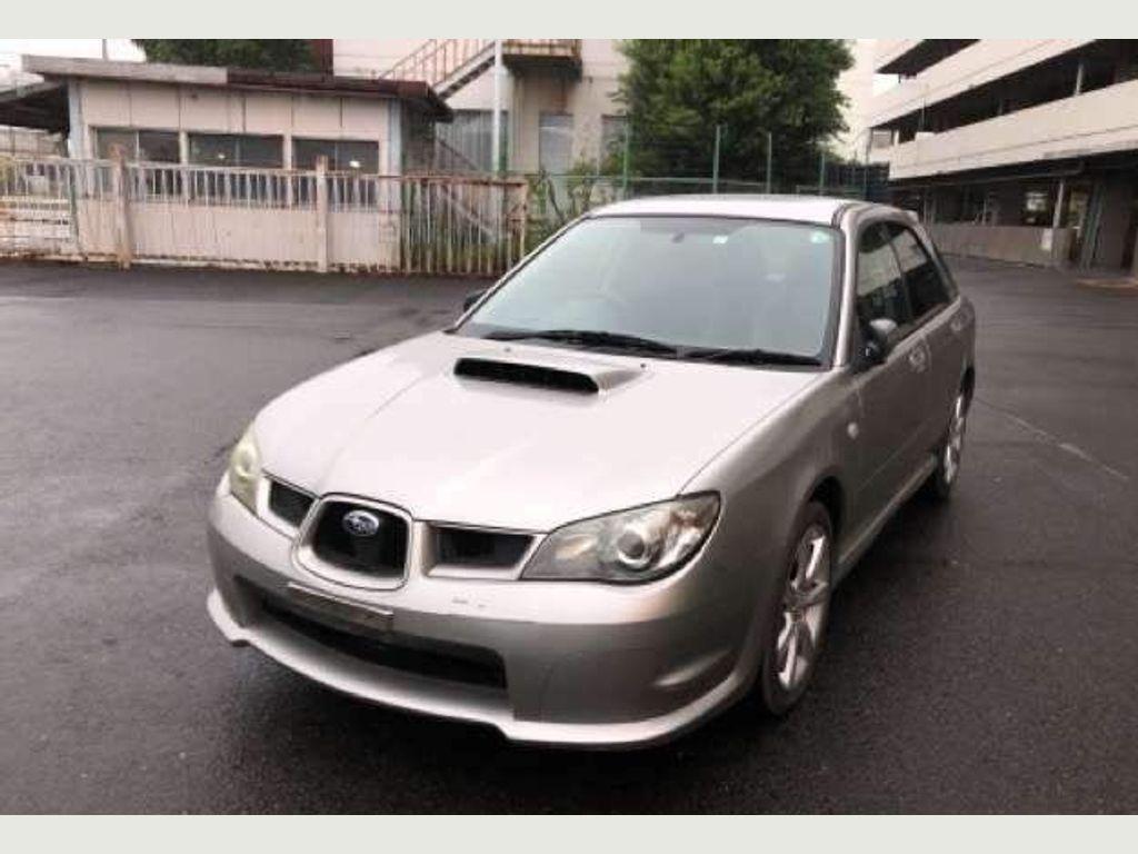 Subaru Impreza Hatchback WRX SPORTS WAGON 4WD AUTO LOW MILEAGE