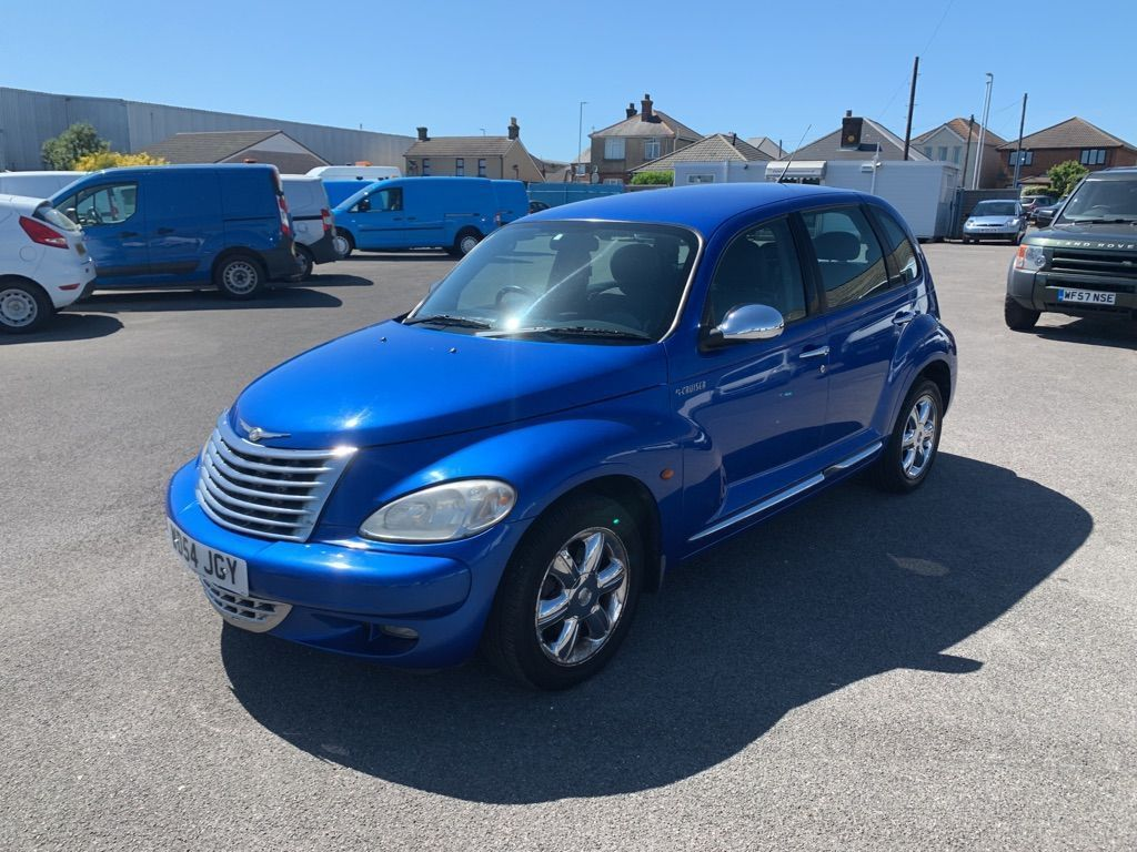 Chrysler PT Cruiser Hatchback 2.2 CRD Limited 5dr