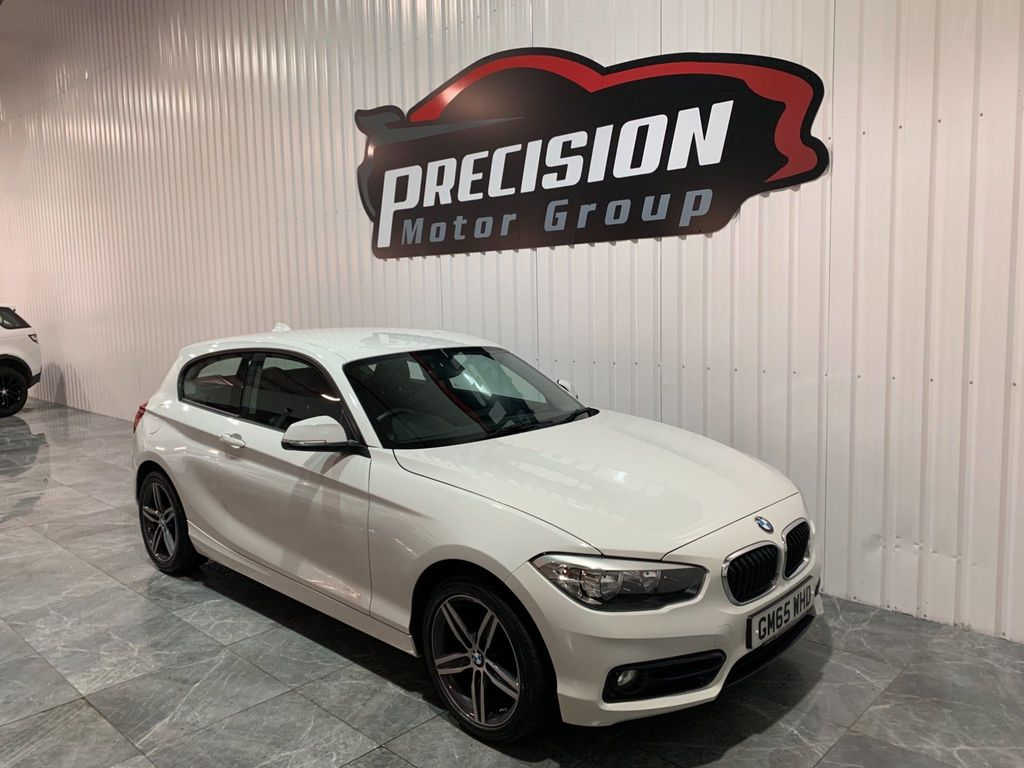 BMW 1 Series Hatchback 1.5 118i Sport (s/s) 3dr
