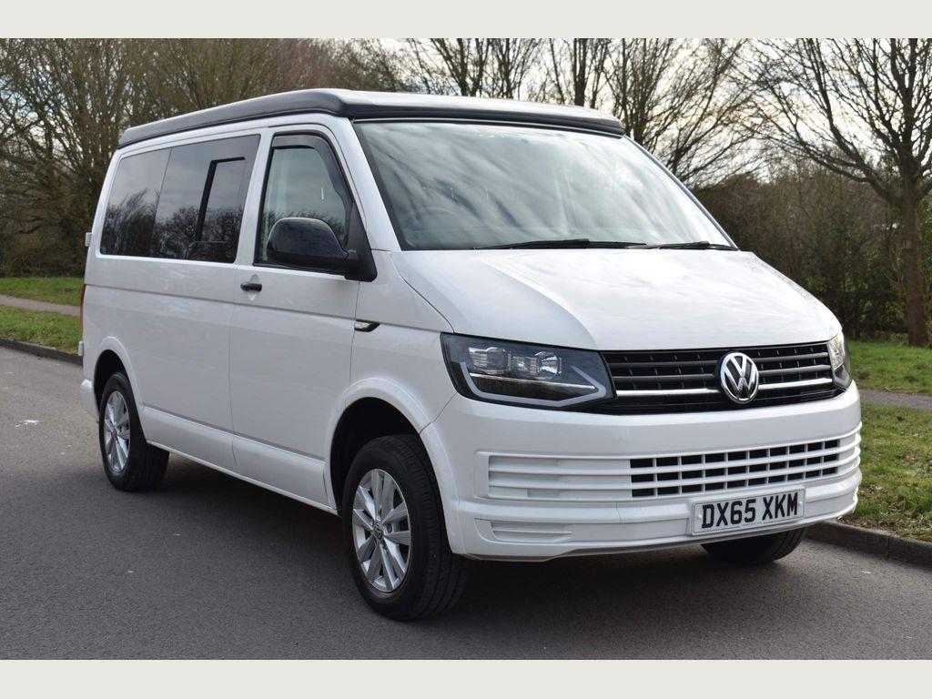Volkswagen Transporter Van Conversion