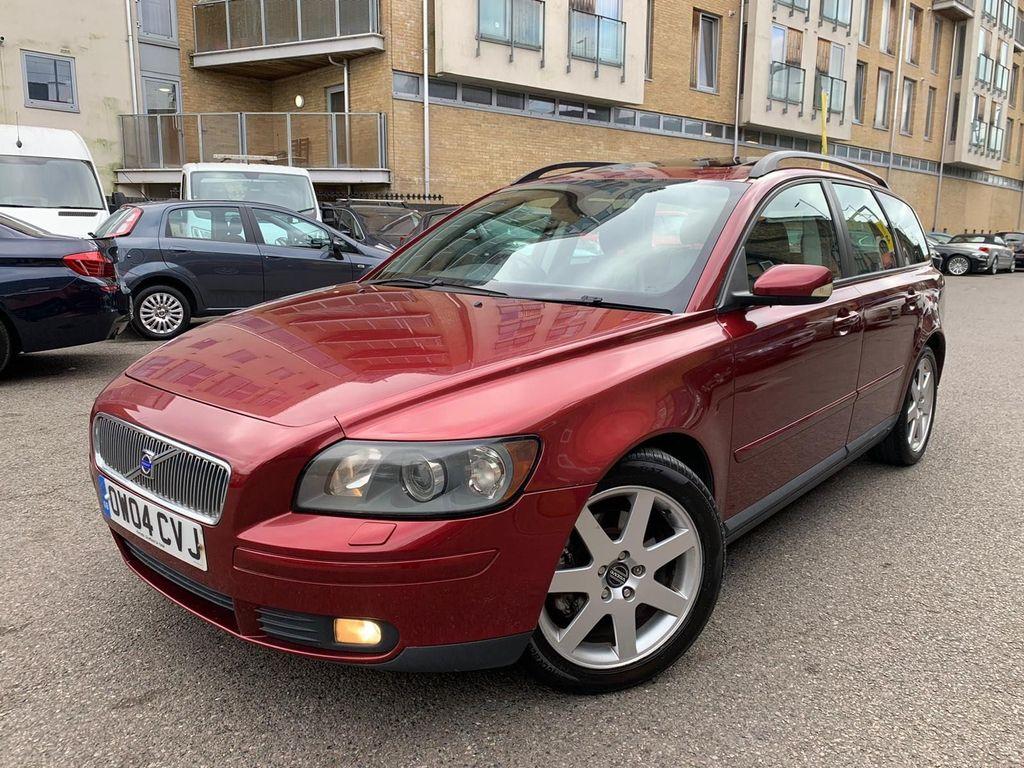 Volvo V50 Estate 2.4 SE Geartronic 5dr