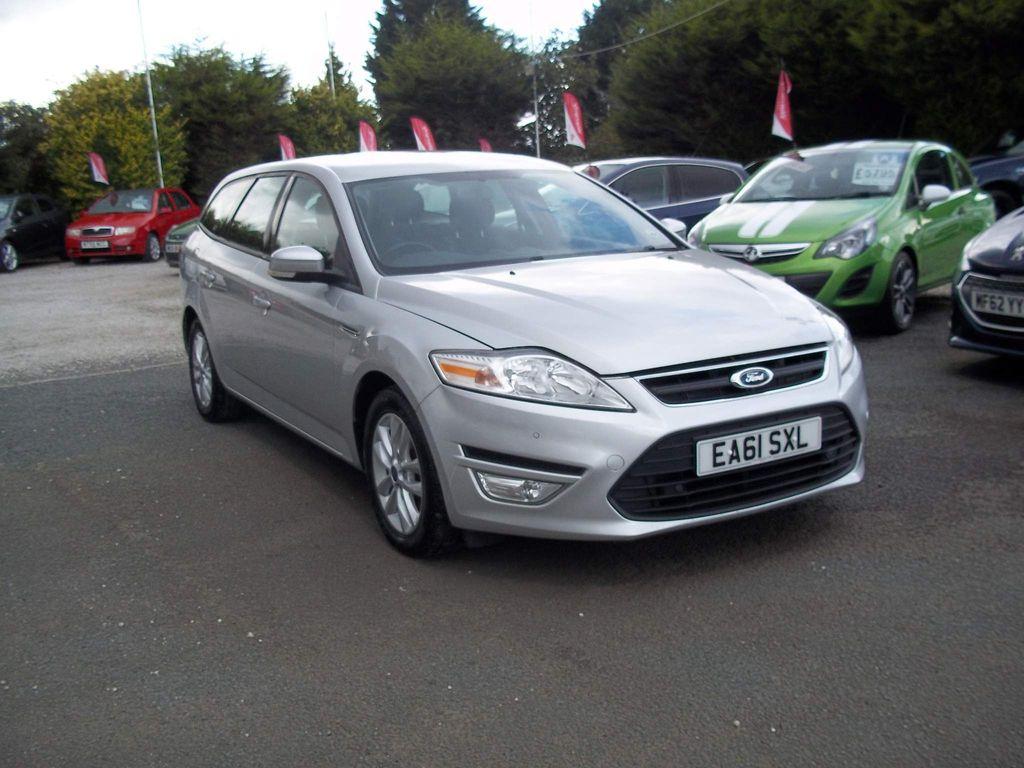 Ford Mondeo Estate 1.6 TD ECO Zetec (s/s) 5dr
