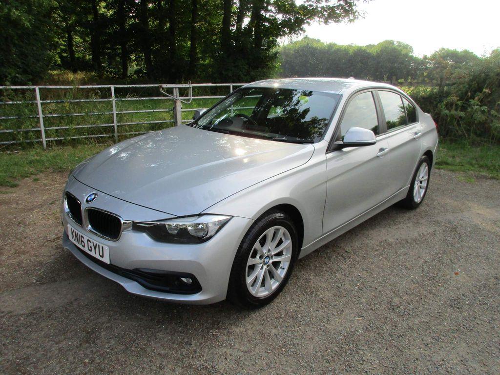 BMW 3 Series Saloon 1.5 318i SE (s/s) 4dr