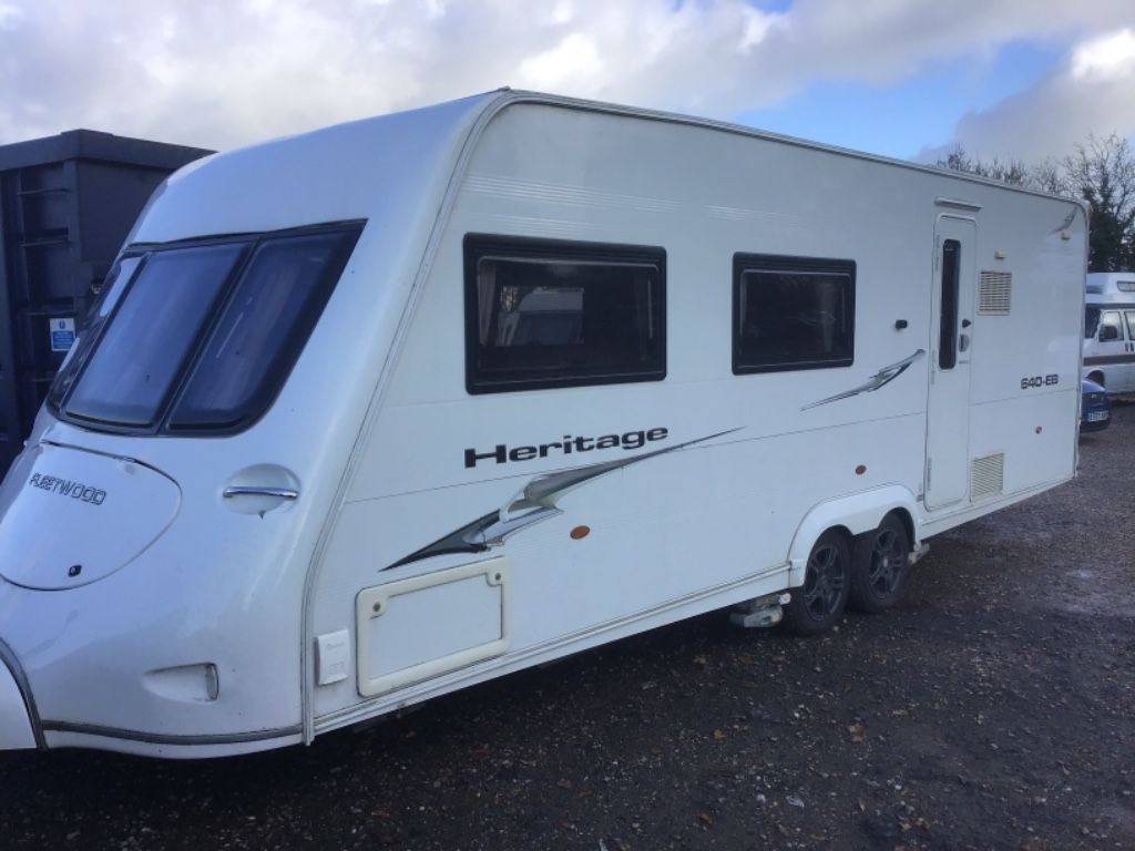 Fleetwood Heretage 640 EB Tourer