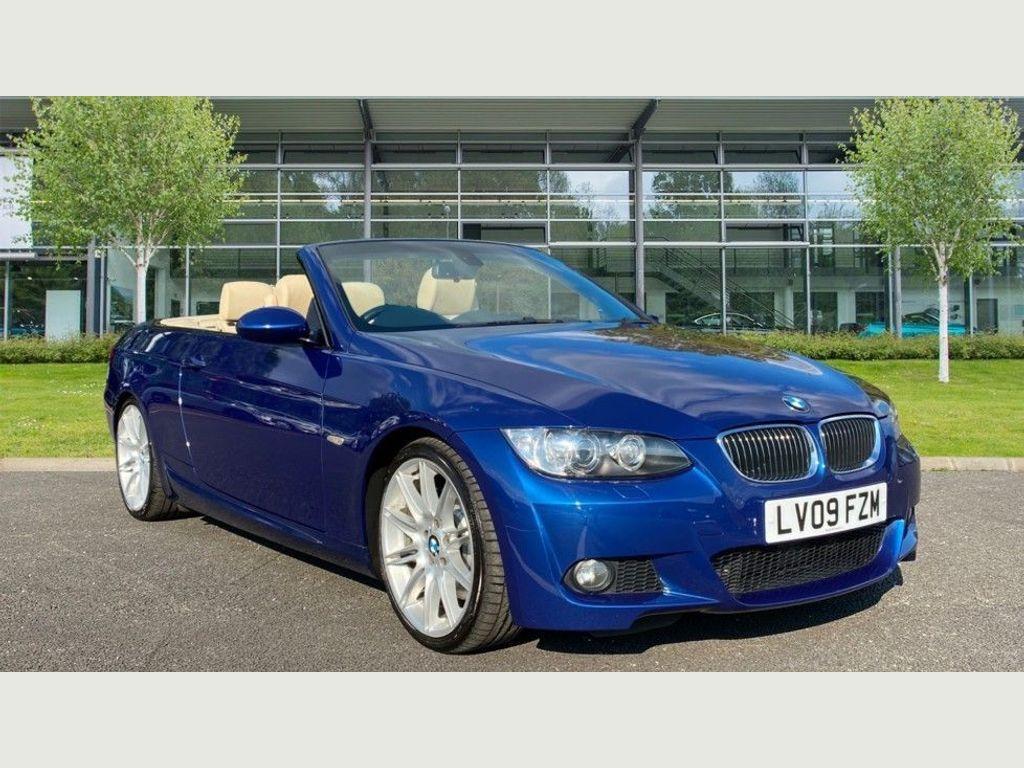 BMW 3 Series Convertible 3.0 330d M Sport 2dr
