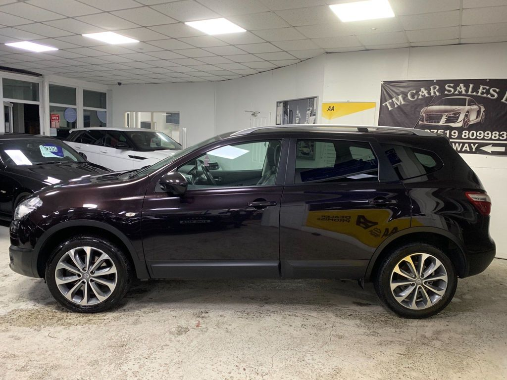 Nissan Qashqai+2 SUV 1.6 dCi Tekna 4WD (s/s) 5dr