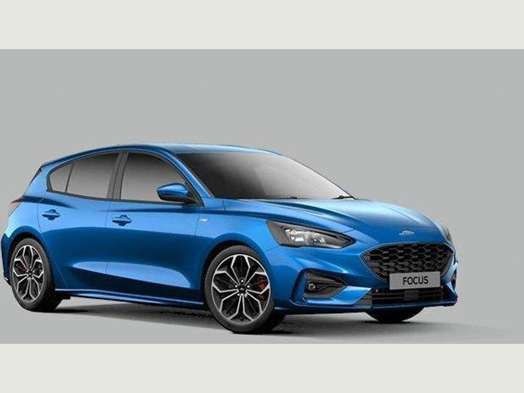 Ford Focus Hatchback 2.0 EcoBlue ST-Line X Auto (s/s) 5dr