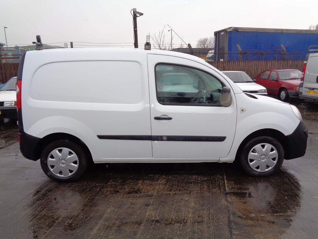 Renault Kangoo Panel Van 1.5 dCi ML19 Freeway FWD 4dr