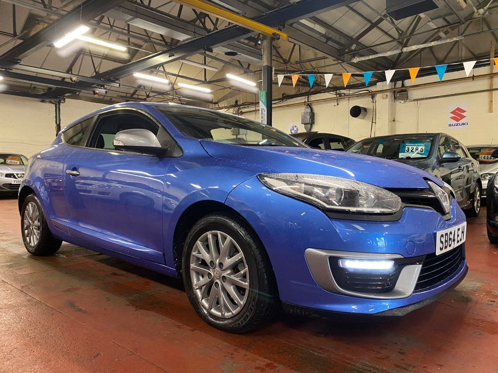 Renault Megane Coupe 1.6 Knight Edition 3dr