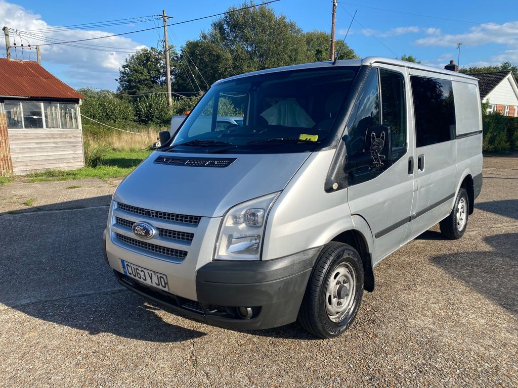 Ford Transit Unlisted Crew bus