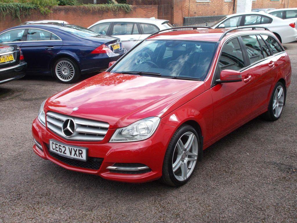 Mercedes-Benz C Class Estate 2.1 C220 CDI SE (Executive) 5dr