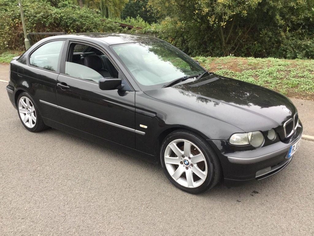BMW 3 Series Hatchback 2.5 325ti SE Compact 3dr