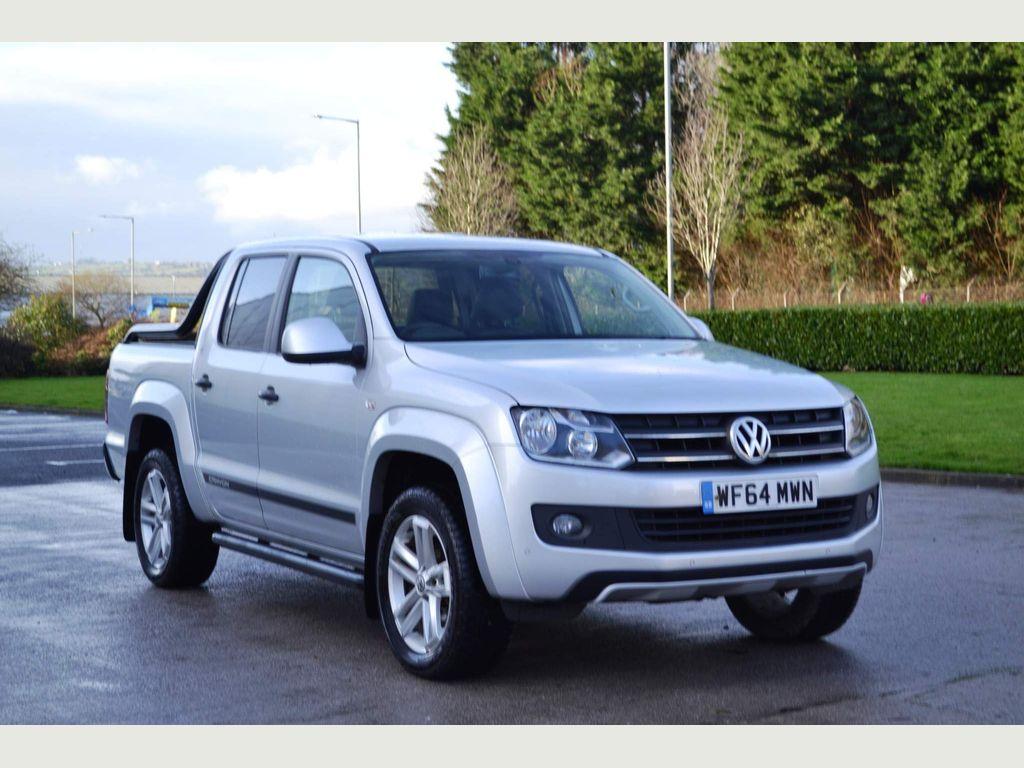 Volkswagen Amarok Pickup 2.0 BiTDI BlueMotion Tech Canyon Per Pickup 4MOTION 4dr