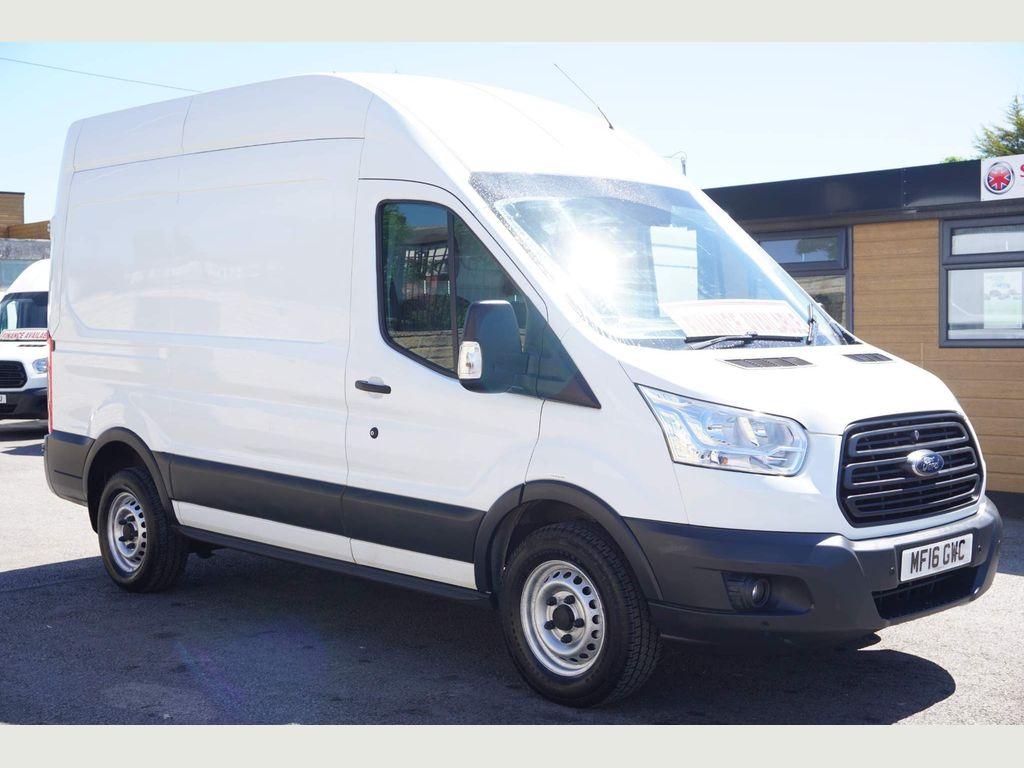 Ford Transit Panel Van 2.2 TDCi 330 FWD L2H3 MWB 5dr 1 OWNER