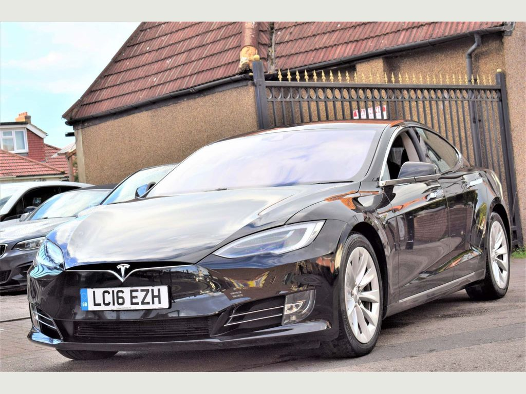 Tesla Model S Saloon 70 Auto 5dr