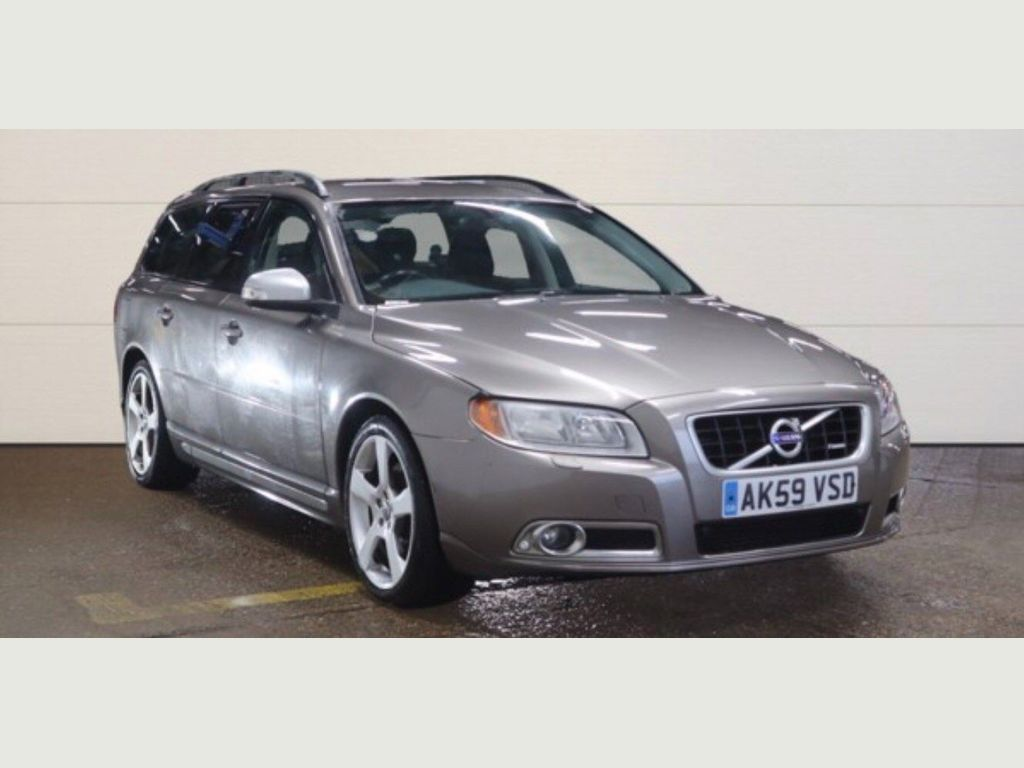 Volvo V70 Estate 2.4 D5 R-Design SE (Premium Pack) Geartronic 5dr