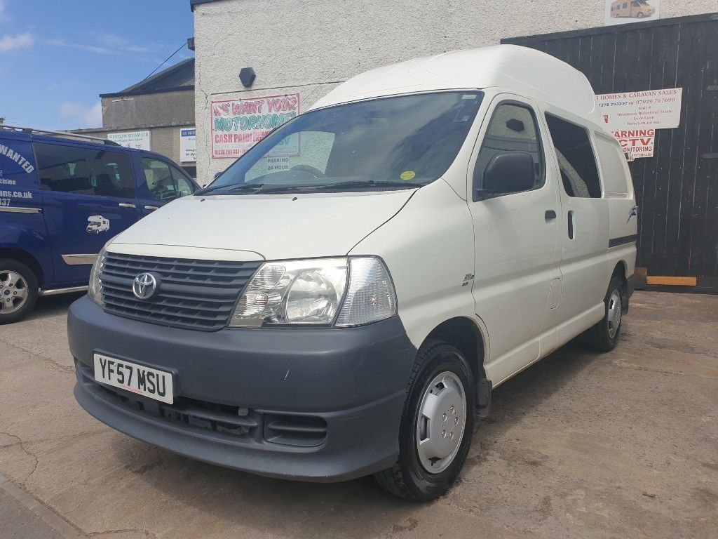 Toyota Hi ace Van Conversion Van conversion