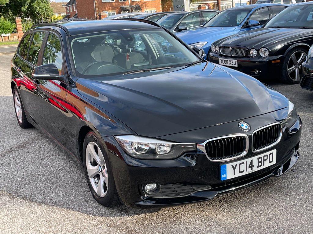 BMW 3 Series Estate 2.0 320d ED EfficientDynamics Touring (s/s) 5dr