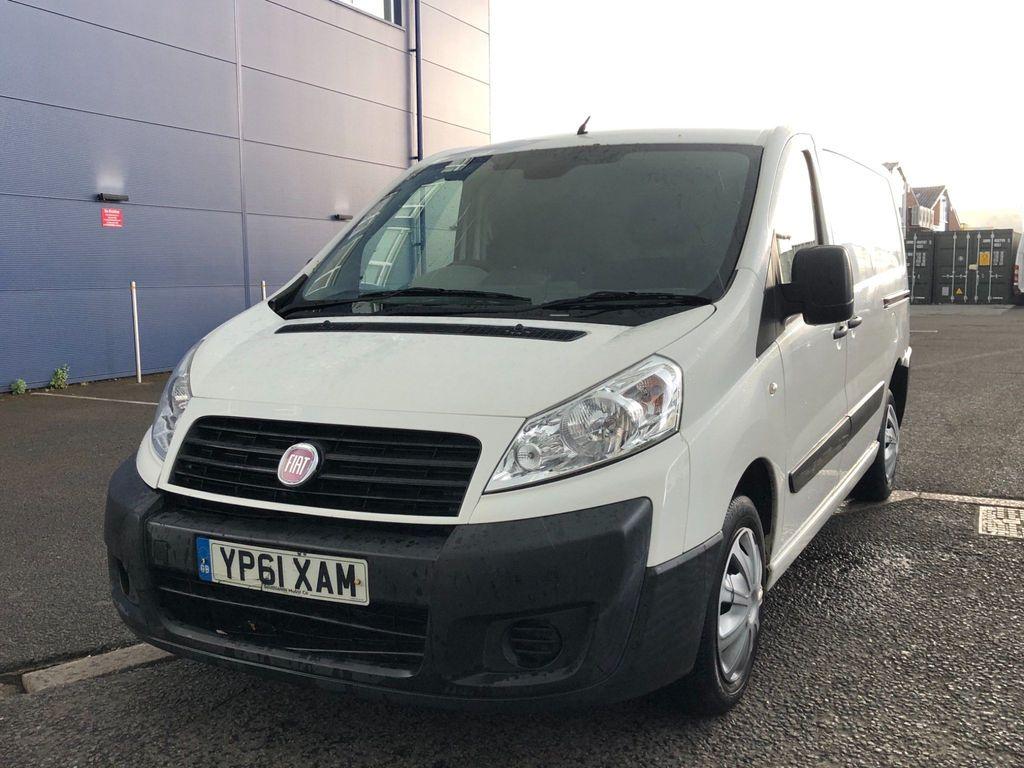 Fiat Scudo Panel Van
