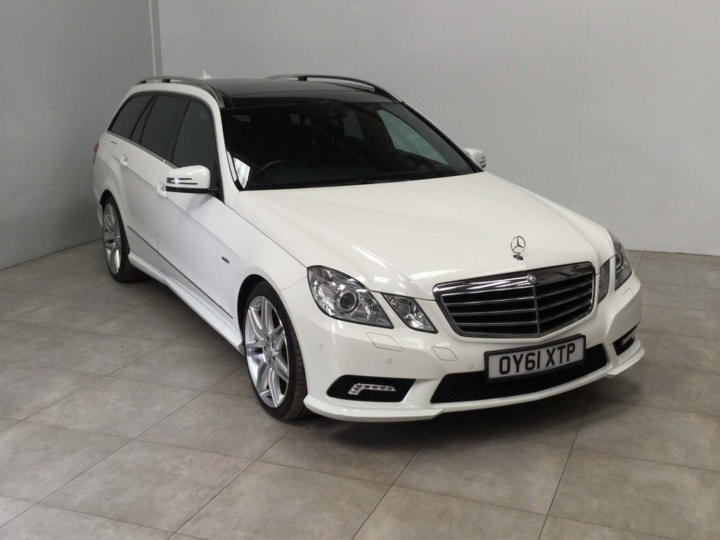 Mercedes-Benz E Class Estate 3.0 E350 CDI BlueEFFICIENCY Sport Edition 125 G-Tronic 5dr