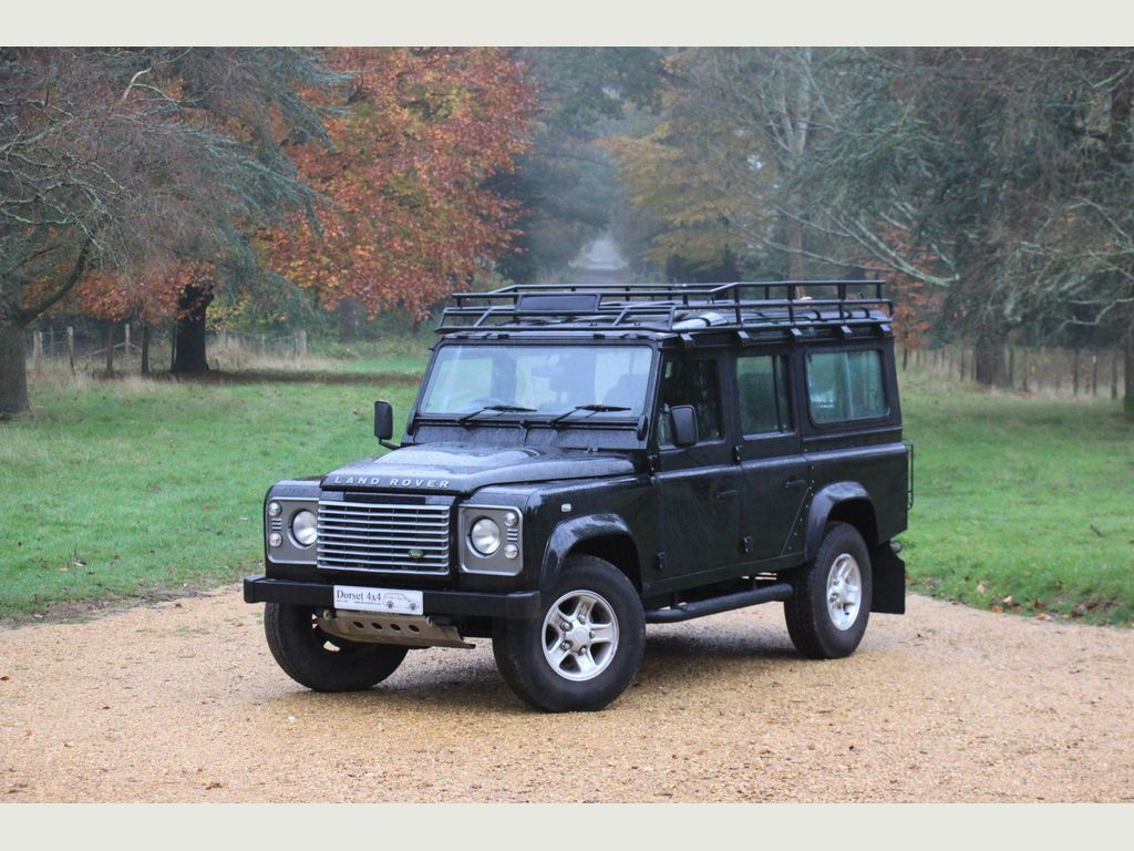 Land Rover Defender 110 SUV 2.4 TDCi XS Station Wagon 4WD MWB 5dr