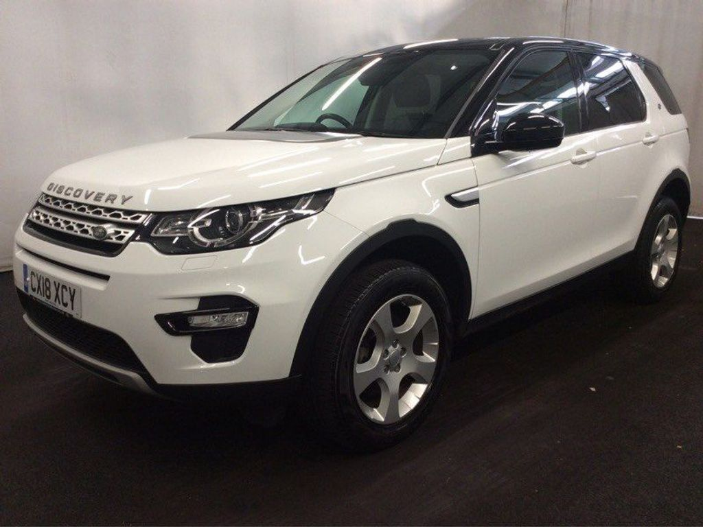 Land Rover Discovery Sport SUV 2.0 eD4 HSE (s/s) 5dr (5 Seat)
