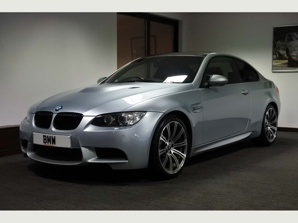 BMW M3 Coupe 4.0 V8 M DCT 2dr