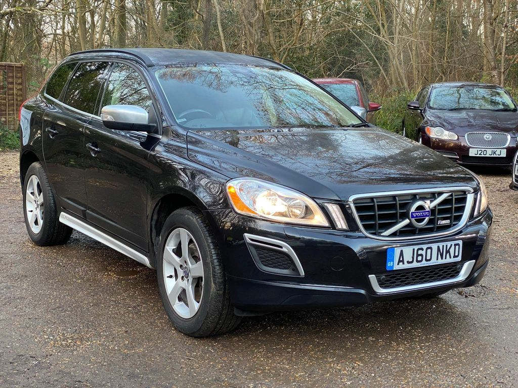 Volvo XC60 SUV 2.4 D5 ES AWD 5dr