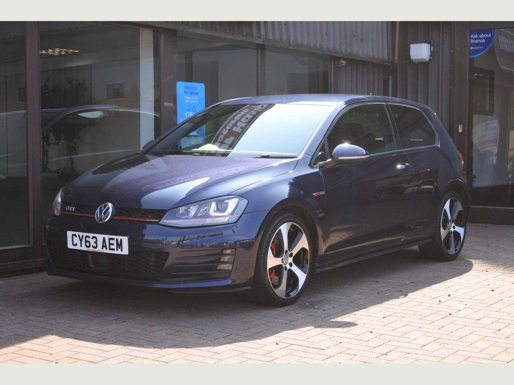 Volkswagen Golf Hatchback 2.0 TSI BlueMotion Tech GTI (Performance pack) DSG (s/s) 3dr