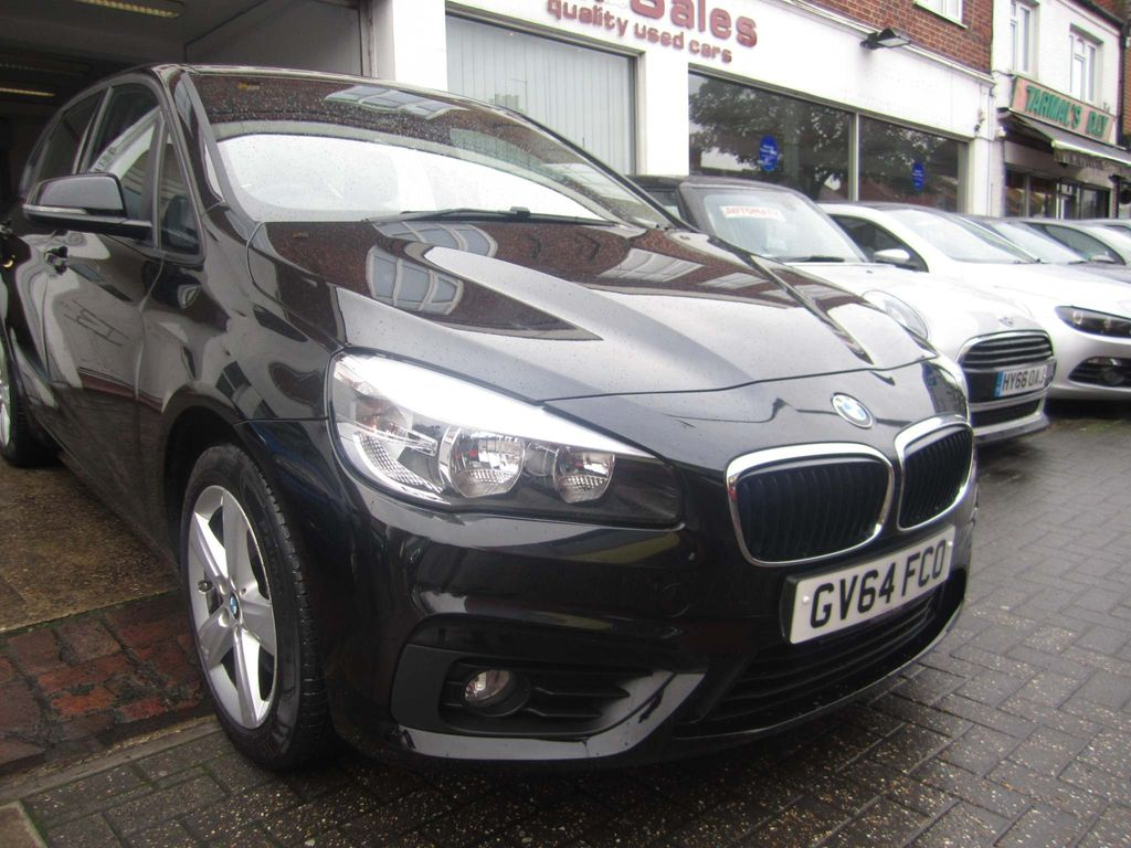 BMW 2 Series Active Tourer MPV 1.5 218i SE Active Tourer Auto (s/s) 5dr