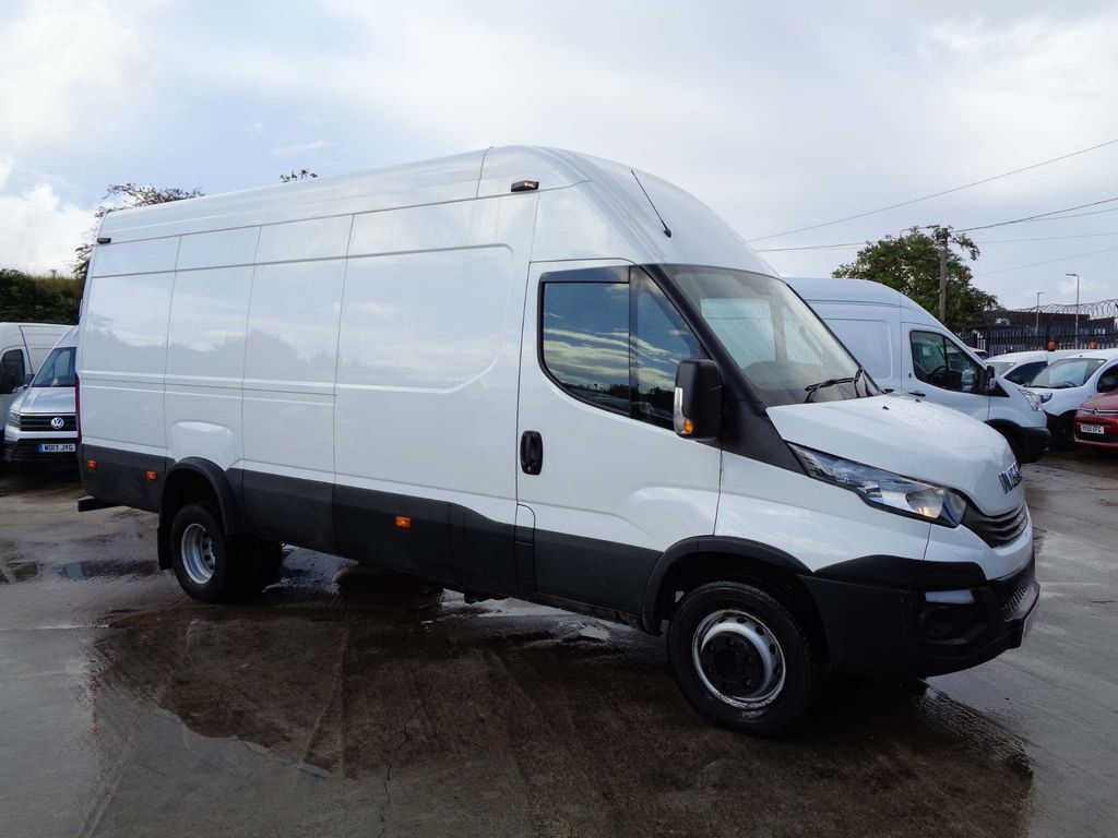 Iveco Daily Panel Van 3.0 TD 18HV 70C 4100L (Business) LWB Extra High Roof 5dr