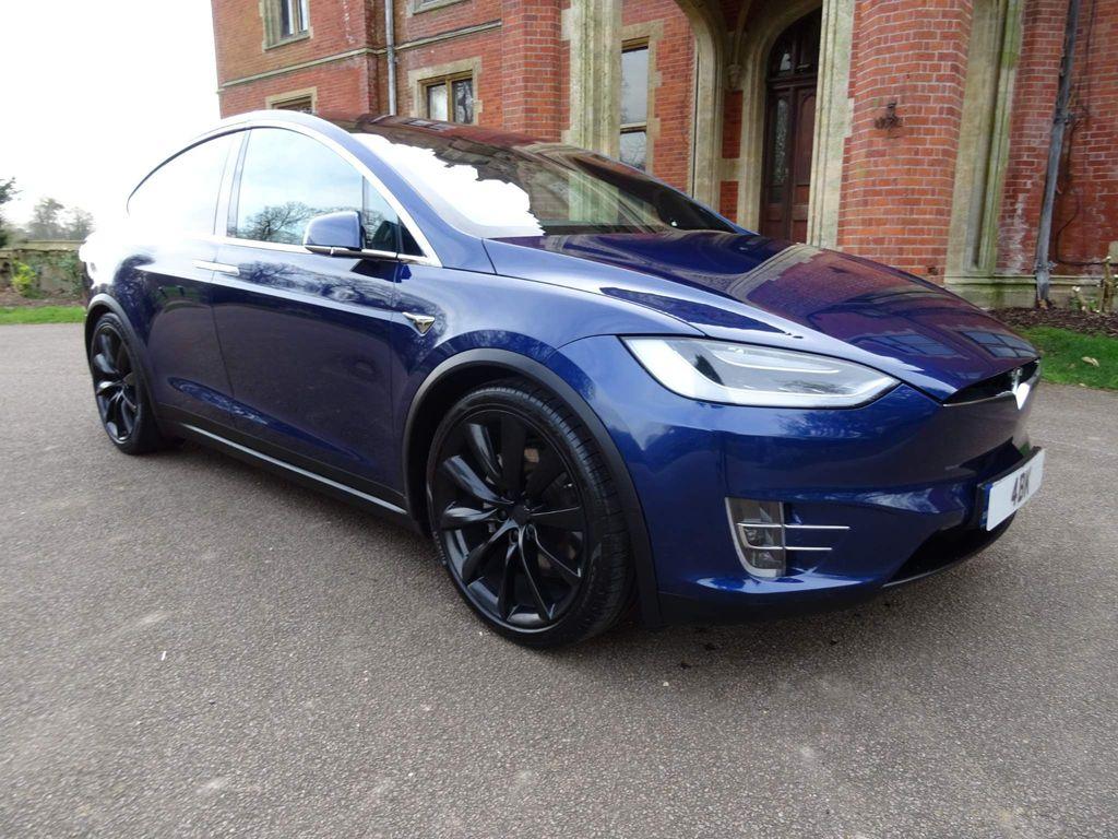 Tesla Model X SUV 90D Dual Motor Auto 4WDE 5dr