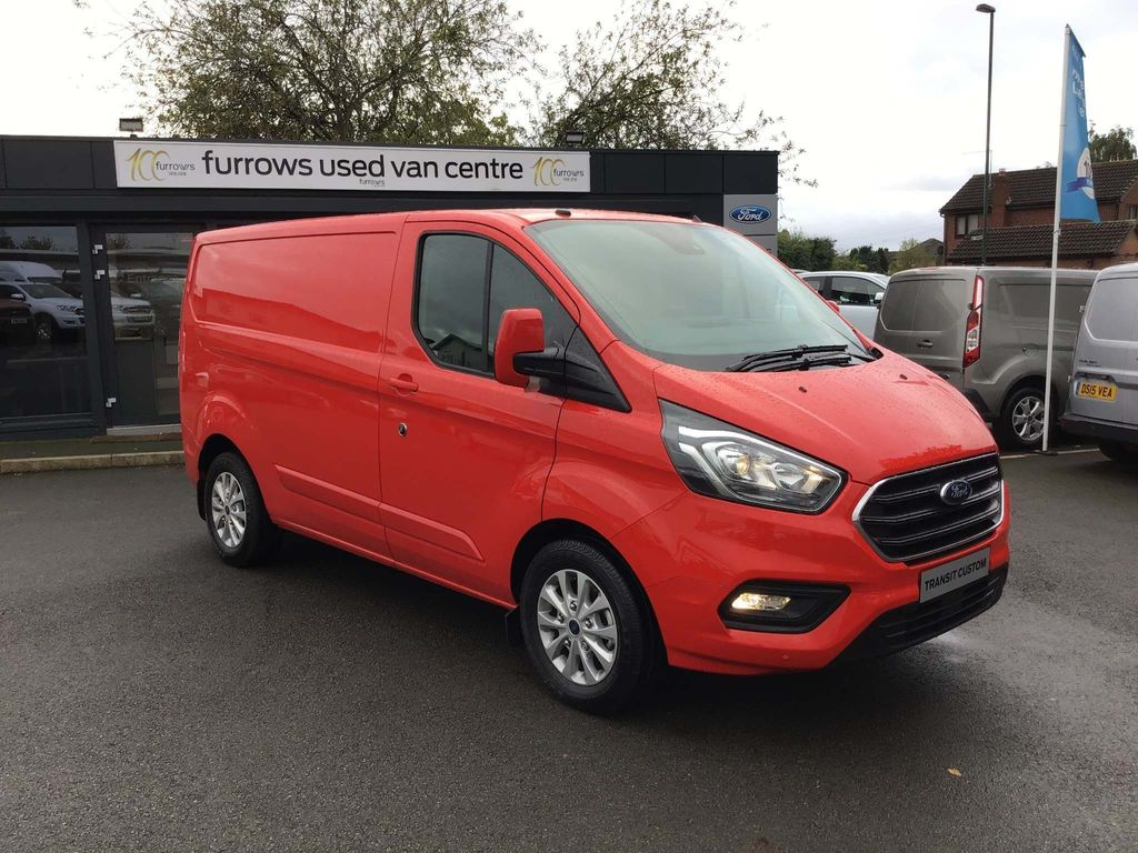 Ford Transit Custom Other 2.0 300 L1H1 Limited 5dr