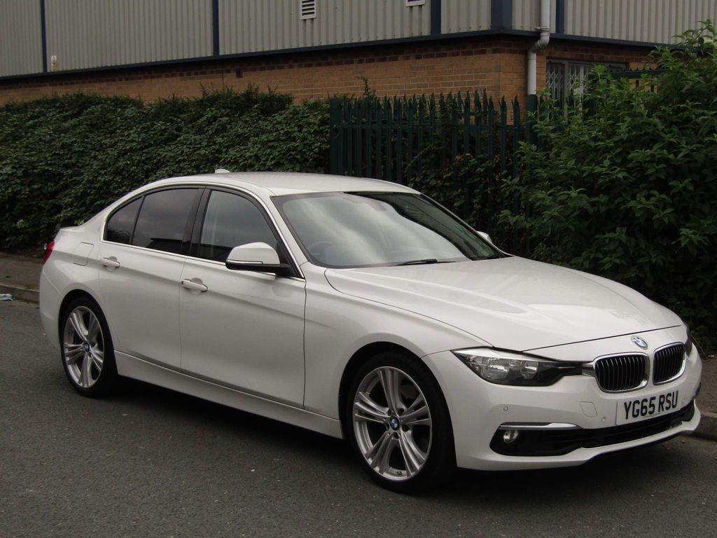 BMW 3 Series Saloon 3.0 330d Luxury Auto (s/s) 4dr