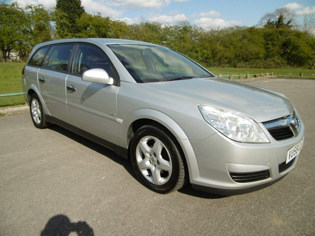 Vauxhall Vectra Estate 1.9 CDTi Life 5dr