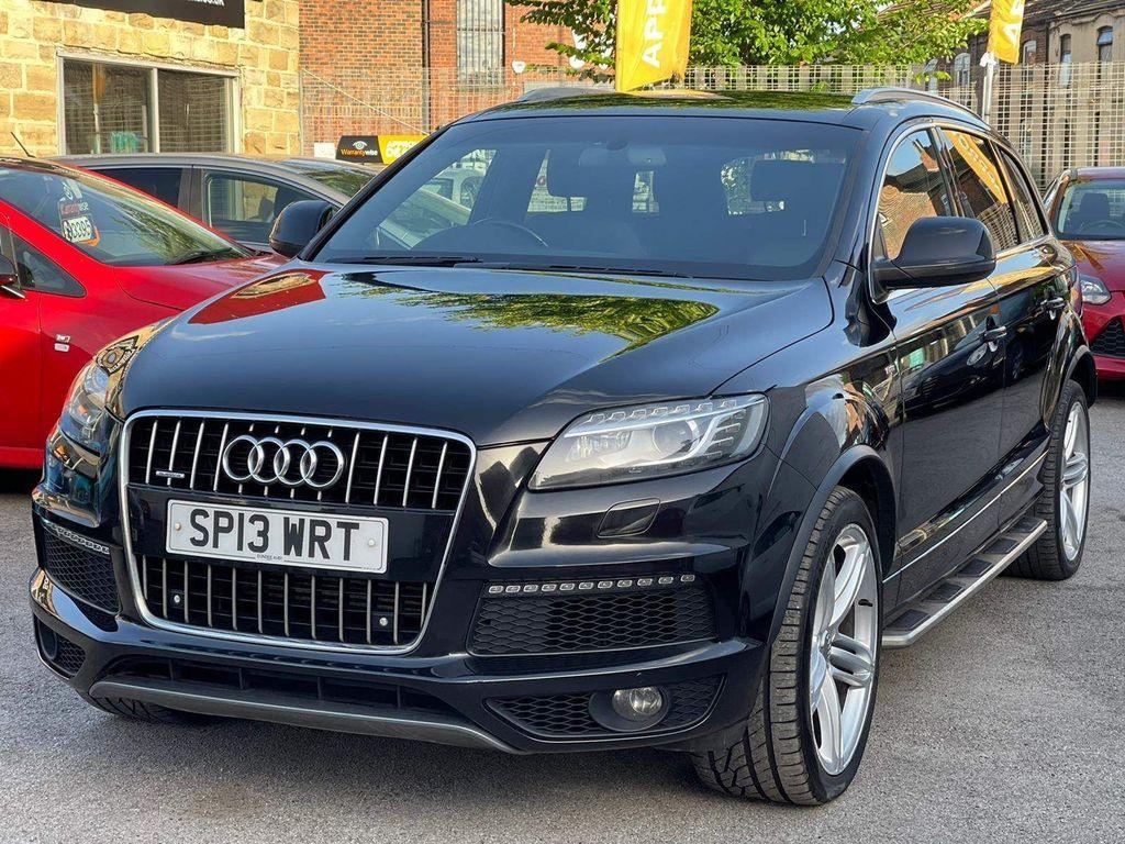 Audi Q7 SUV 3.0 TDI S line Plus Tiptronic quattro 5dr