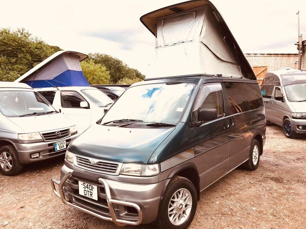 Mazda BONGO AFT 4 BERTH FULL CAMPER CONVERSION Campervan