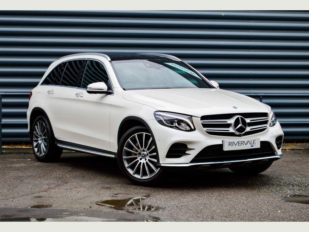 Mercedes-Benz GLC Class SUV 2.0 GLC250 AMG Line (Premium) G-Tronic 4MATIC (s/s) 5dr
