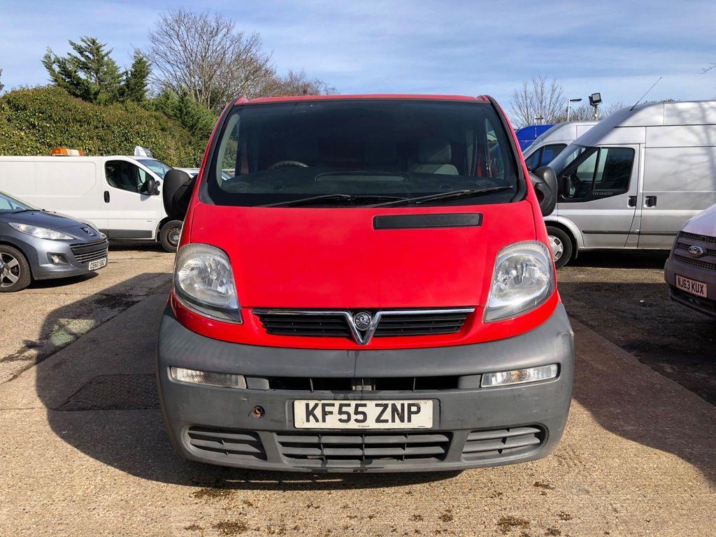 Vauxhall Vivaro Panel Van 1.9 CDTI 2700 Panel Van 4dr (SWB)