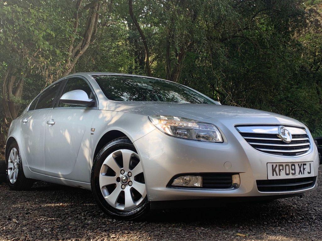 Vauxhall Insignia Hatchback 2.0 CDTi SRi 5dr