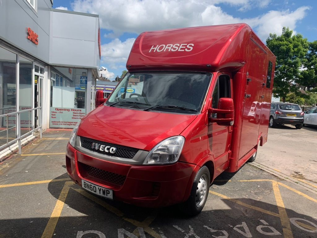Iveco Daily Chassis Cab 2.3 TD 35S11 MWB Chassis Cab 2dr