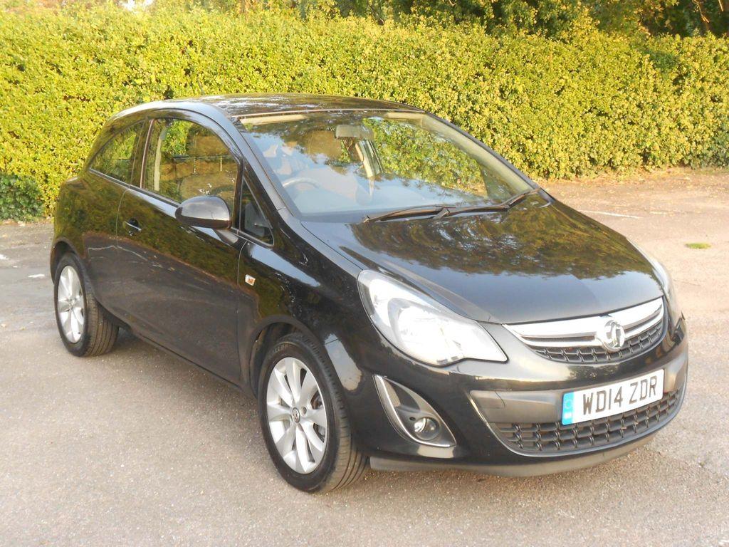 Vauxhall Corsa Hatchback 1.2 i VVT 16v Excite 3dr (a/c)