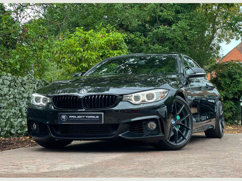 BMW 4 Series Coupe 3.0 435i M Sport Auto (s/s) 2dr