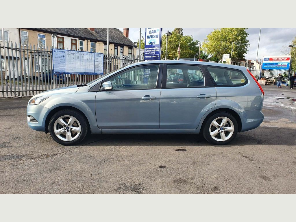 Ford Focus Estate 2.0 TDCi DPF Zetec Powershift 5dr