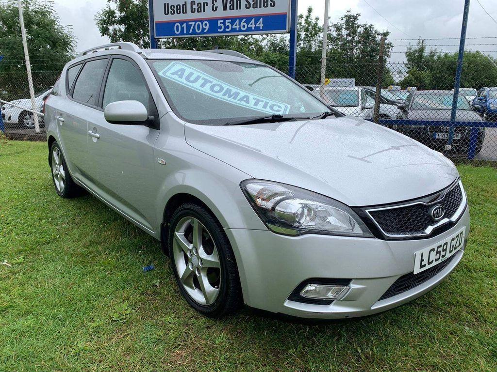 Kia Ceed Estate 1.6 CRDi 3 Sports Wagon Auto 5dr