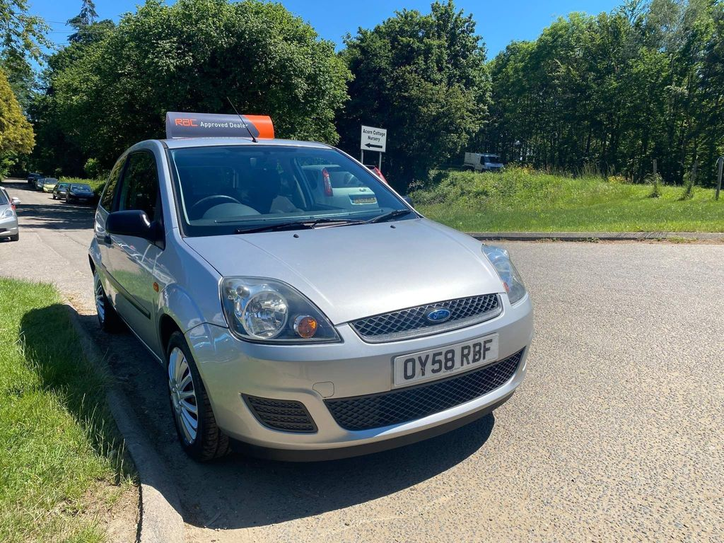 Ford Fiesta Hatchback 1.25 Style Climate 3dr