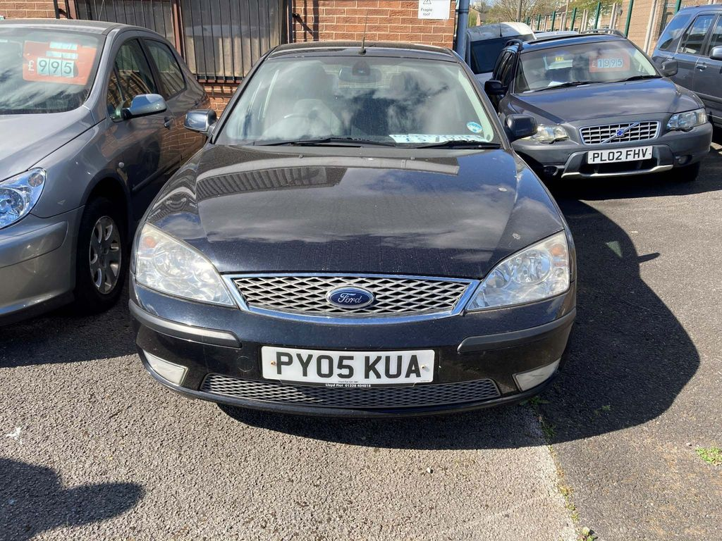 Ford Mondeo Hatchback 2.0 TDCi SIII Titanium 5dr