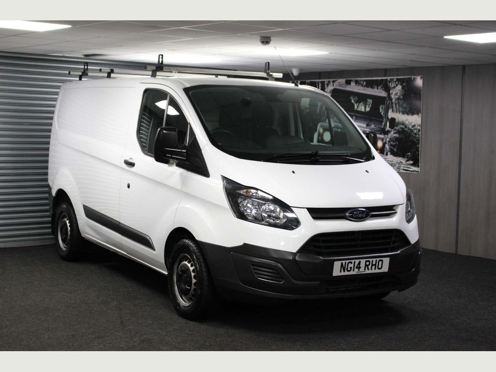 Ford Transit Custom Panel Van 2.2 TDCi 290 L1 H1 5dr