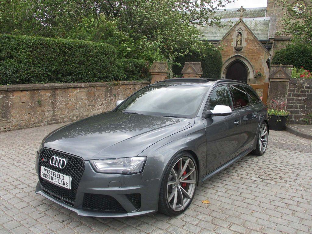 Audi RS4 Avant Estate 4.2 TFSI Avant S Tronic quattro 5dr